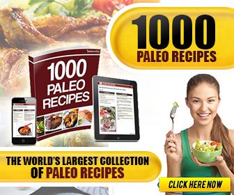 1000 Paleo Rezepte